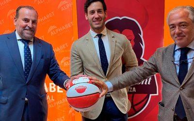 Casademont Zaragoza suma a Alphabet Capital como patrocinador